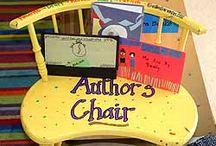 Author's Chair / by April Larremore
