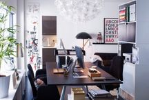Office Decoration Ideas / by Aimee Shook