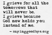 Goodbye, sweetheart / by Danielle R