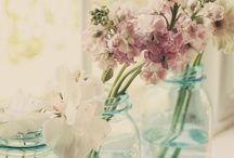 há flores em tudo o que eu vejo / by Marta Dall'Olio