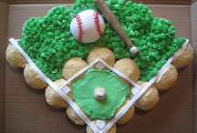 for the love of baseball  / by Jennifer Rasberry