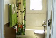 Bathroom - kids / Ideas for the kids/guest bathroom / by Stephanie Hunt