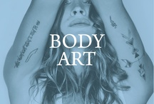 body art / by Left on Houston