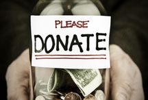 Charity / Giving charity or helping others. / by I ♥ Jesus Christ