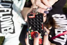 Wildflower Cases X Element Eden Collection / Element and Wildflower Cases join together to create a limited edition collection, sharing a bold print in a fabrication that is used not only in the apparel collection but for the iPhone case itself!! @wildflowercases @elementeden #growwild / by element eden