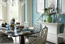 dining room / by Shelley Carvalho