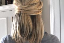 Hair Ideas / by Penny Hudoff