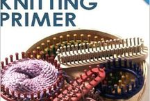 Loom knitting / Loom / by Penny Park
