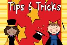 School: Tips and Tricks / by Lauren Collins