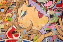 Art & Illustration / by Jade Boylan