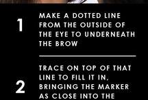 beauty tips / by Jordan Paden