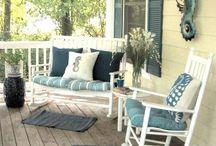 front porch / by Megan Beard