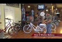 Pedego E-bike Videos / by PEDEGO Electric Bikes