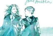 Jane Austen / by Lindsey Martin