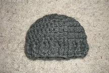Crochet baby hats/ warmers / by Kimberly Woods