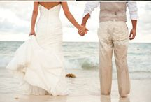 Beach wedding pictures / by Carmen Byrd Contos