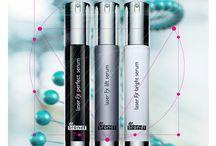 laser Fx series / Wrinkles? Sagging skin? Dark Spots? Tackle each with 3 new ultra targeted serums. / by Dr. Brandt
