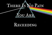 Pink Floyd / This is by far the best band.  Was privileged enough to get to see them live in concert.   Dallas stadium,  awesome show.   Who plays for 4 straight hours WOW / by Kimberlye H