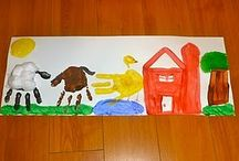 Preschool Farm Projects / by Leslie Leo-August