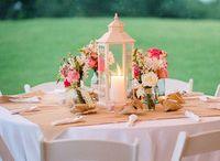 Centerpeices-Reception-Ceremony Decor / by Kate Paczynski