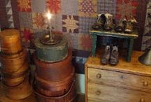 Country & Primitive Decor / Country & Primitive Decor / by SunflowerCollectibles Carrie Kernel