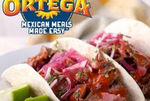 Mexican Meals Made Easy Summertime Recipes  / by Ellie Wright