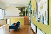 Plywood Flooring / by heather quintal