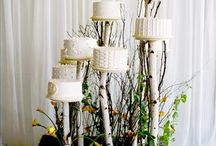 Event Inspirations / Showers, Birthday Parties, 10 year vow renewal... / by Jenn Shuffle