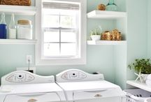 Laundry Room Ideas / by Jacqueline Rivera