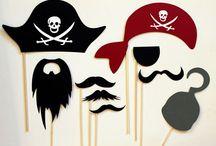 Pirate Party - Owen's 5th Birthday / by Cheralee Vohlken