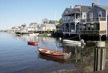 Nantucket, MA / by Captain's House Inn