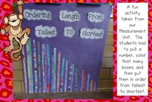 Math activities / by Heather Shriver