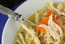 Recipes: Soups, Stews, and Chili / by Cate O'Malley