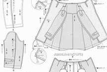 Sewing patterns  / by Whitney Tow