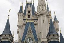 Disneyland.  Disney world / by Jana