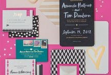 Graphic Inspiration: Invitations / by Katie Griswold