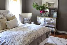 Bedroom Decor Inspiration / by Tiffany Nakamura