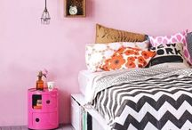 Bedroom ideas / by Beth