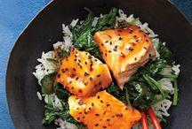 Food: Seafood / by Bethany Hopkins