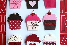Cupcake cards / by Lisa Scholten