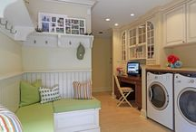 Laundry Rooms / by Amy Priddy