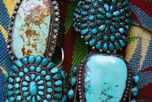 Turquoise / by Barbara Ruffini
