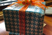 Paper and Packaging / pretty packaging is part of the present / by Traci Zeller