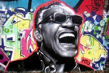 street art / by Shachineuse Le Shachineur
