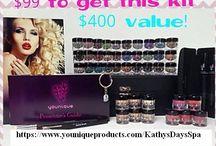 My Younique Business / by Tiffany Matt Bury
