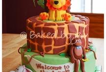 Safari Baby Shower Theme / by Manuchca J