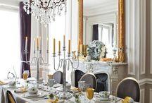 Interiors  I Love / by Elaine Williamson Designs