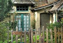 Home sweet home / by Sarah Hammett