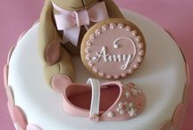 Cakes for all occasions / by Deva Andrews