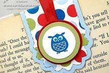 DIY Bookmarks / by Jannice Svensson